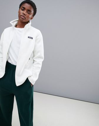 Patagonia Classic Synchilla Jacket in White