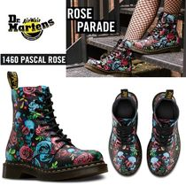 19SS最新作! Dr. Martens 1460 PASCAL ROSE 8ホールブーツ