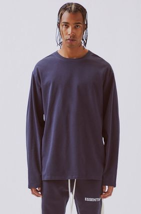 FEAR OF GOD Tシャツ・カットソー FOG  Fear Of God Essentials Boxy Graphic Long Sleeve T-Shirt(3)