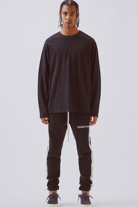 FEAR OF GOD Tシャツ・カットソー FOG  Fear Of God Essentials Boxy Graphic Long Sleeve T-Shirt(13)