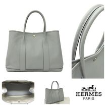 HERMES Garden Party  エプソン ブルーグラシエ A刻印