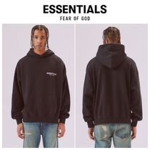 【FEAR OF GOD】☆最新作☆Essentials Logo Pullover Hoodie