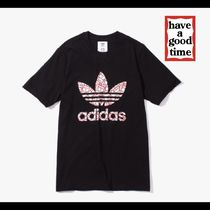 adidas×have a good time限定コラボ★Tシャツ BLACK