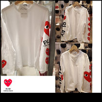 COMME des GARCONS PLAY ロング Tシャツ 3種類