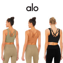 ALO Yoga☆DELICATE TWISTED BRA TANK