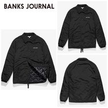 【BANKS JOURNAL】☆日本未入荷☆ OFFICIAL JACKET
