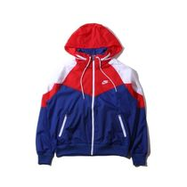 国内配送 NIKE WR HYBRID JKT INDIGO FORCE/UNIVERSITY RED