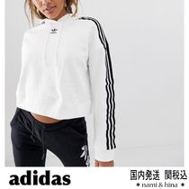 adidas Originals/adicolor ショート丈パーカー