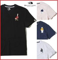 THE NORTH FACE★正規品★WHITE LABEL 半袖Tシャツ/安心追跡付