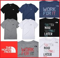 THE NORTH FACE★正規品★NEW RECOVERY GRAPHIC EX S/S R/TEE