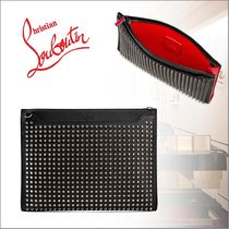 【VIP SALE!】Christian Louboutin◆Skypouch クラッチバッグ