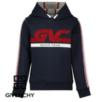 New▼GIVENCHY▼'World Tour'フーディN/8~12y 大人OK【関税込】