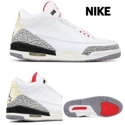 cheap for discount a31b7 359b6 入手困難!NIKE ナイキ AIR JORDAN 3 RETRO White Cement 2003