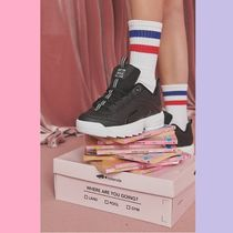 ★ROLA ROLA☆19S/S ロゴ厚底スニーカー UGLY RUNNING SHOES 2色