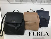 新作!!【FURLA】VTO NOEMI♪backpack♪3カラー♪