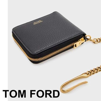 6204a7d5306e TOM FORD 折りたたみ財布 TOM FORD(トム・フォード)CHAIN WALLET(チェーンウォレット ...