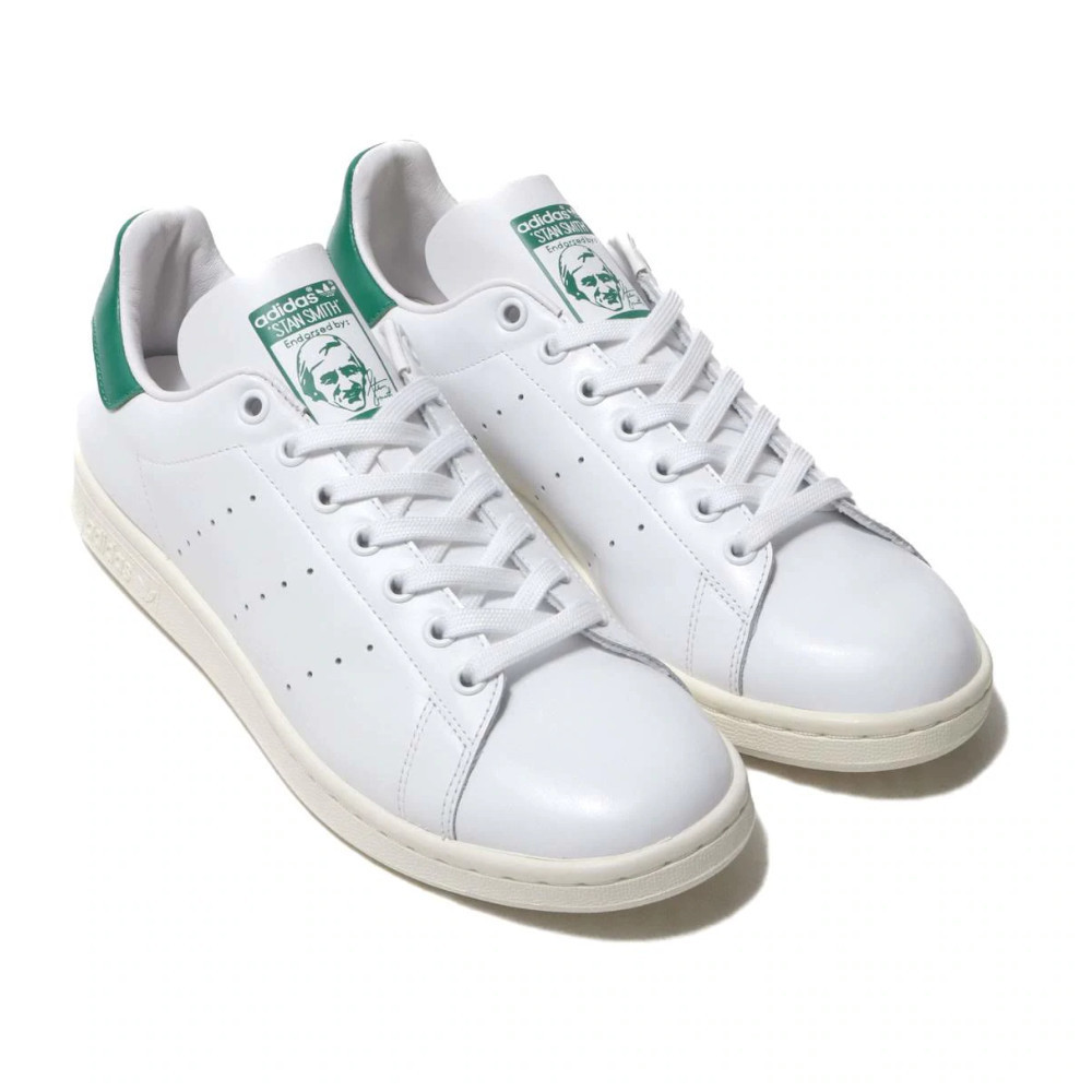 outlet store 616cf 68d67 adidas STAN SMITH 2019 SS Unisex Street Style Plain Leather Sneakers  (bd7432)