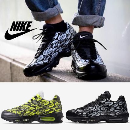 "ナイキ☆ Nike AIR MAX 95 ""All Over Print"""