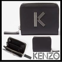 【送料関税込】Small K-Bag leather wallet/ KENZO