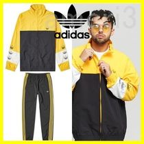 adidas Originals BLOCKED WARM UP セットアップ