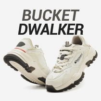 Discovery EXPEDITION(ディスカバリー) スニーカー 韓国【DISCOVERY EXPEDITION】BUCKET DWALKER BEIGE COLOR