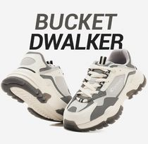 Discovery EXPEDITION(ディスカバリー) スニーカー 韓国【DISCOVERY EXPEDITION】BUCKET DWALKER GREY COLOR