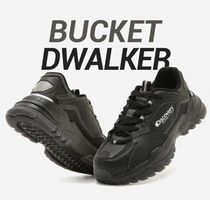 Discovery EXPEDITION(ディスカバリー) スニーカー 韓国【DISCOVERY EXPEDITION】BUCKET DWALKER BLACK COLOR