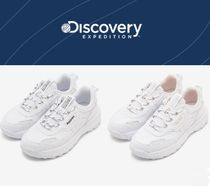 Discovery EXPEDITION(ディスカバリー) スニーカー 韓国【DISCOVERY EXPEDITION】スニーカー 2色