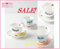 最終SALE☆ラス1即納【Anthro】Mr. and Mrs. Teacup 2点Set