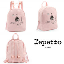 repetto(レペット) 子供用リュック・バックパック 大人も使える! バックパック P danseuse 10リットル ☆ REPETTO