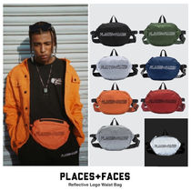 PLACES+FACES(プレイシズ プラス フェイシズ) ショルダーバッグ 【PLACES+FACES】 Wait Bag ウエストバッグ (関税送料込)