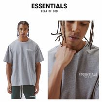 即日発送!! Fear of God / FOG / ESSENTIALS - Boxy Logo Tee
