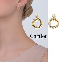 【Cartier】国内発送 トリニティ ピアス