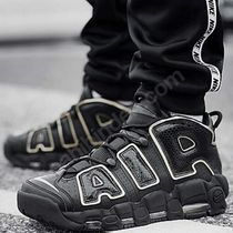 NIKE AIR MORE UPTEMPO '96 FRANCIA QS モアテン 黒x金