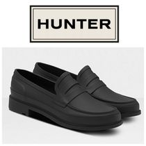 【HUNTER】☆日本未入荷☆ Refined Penny Loafers