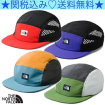 ★THE NORTH FACE★CLASS V TNF FIVE PANEL HAT★4色★
