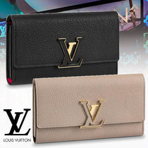 Louis Vuitton 19SS【直営店】PORTEFEUILLE CAPUCINES 長財布