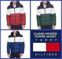 【セール】CLASSIC HOODED PUFFER JACKET