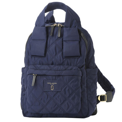 MARC JACOBS バックパック・リュック Marc Jacobs(マークジェイコブス) Nylon Knot Large Backpack(10)