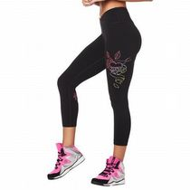 ラスト!☆ZUMBA・ズンバ☆Celebrate Love Crop Leggings