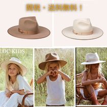 KIDS Rancher / Brown & Ivory 大人気ハット☆