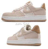 【NIKE】 WMNS AIR FORCE 1 '07 PREMIUM スニーカー PALE IVORY