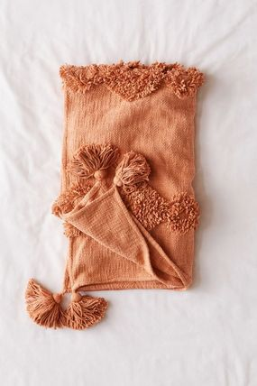 Urban Outfitters ブランケット 【UrbanOutfitters】☆日本未入荷☆ Rosie Tufted Throw Blanket(3)