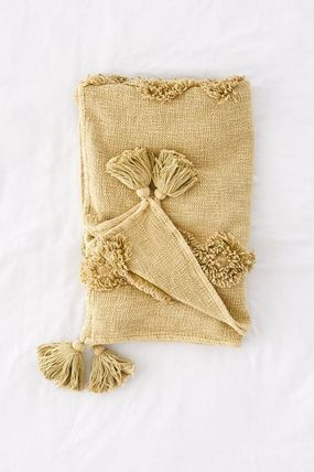 Urban Outfitters ブランケット 【UrbanOutfitters】☆日本未入荷☆ Rosie Tufted Throw Blanket(16)