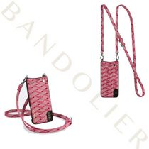 iPhoneX/XS対応!!Bandolier Amelia Dot/Checkered Pattern