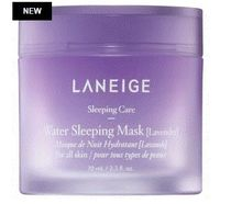 LANEIGE Lavender Water Sleeping Mask ラベンダー夜用マスク