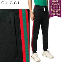 【正規品保証】GUCCI★19春夏★RELAXED TRACK TROUSERS