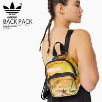 即納★日本未入荷! 希少!★ adidas ★ IRIDESCENT MINI BACKPACK