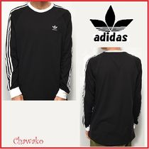 超人気☆Adidas☆アディダス☆SKATE Long Sleeve T-Shirt