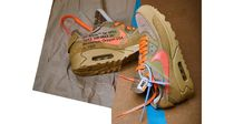 Air Max 90 Nike × Off-White  The Ten Desert Ore